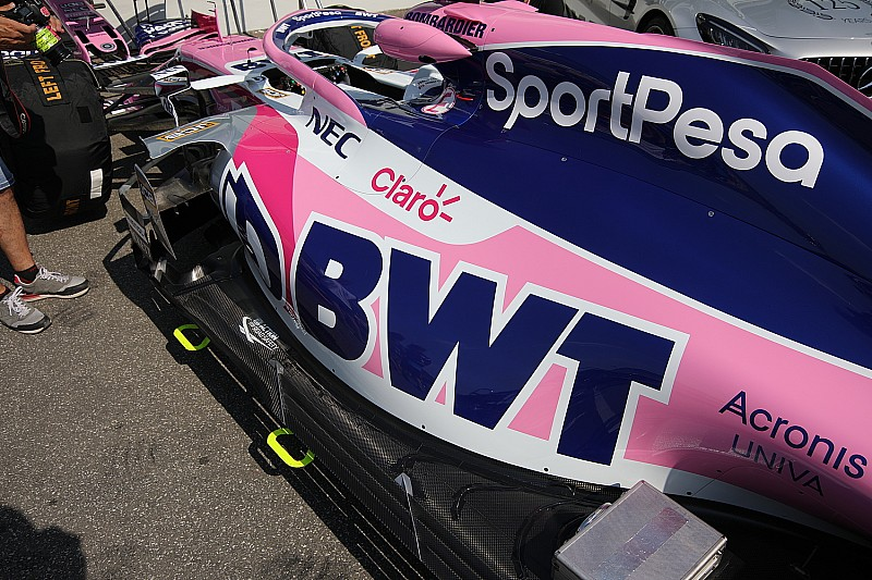 Технический брифинг: пакет обновлений Racing Point RP19
