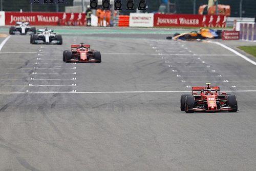 Vettel heeft geen verklaring voor groot tempoverschil met Leclerc