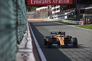 RÁDIOS F1: Kimi boca suja e Norris desesperado por abandono na última volta