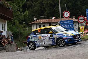 Suzuki Rally Cup: a Rivia il 5° round del Girone CIR, a Poggio la leadership