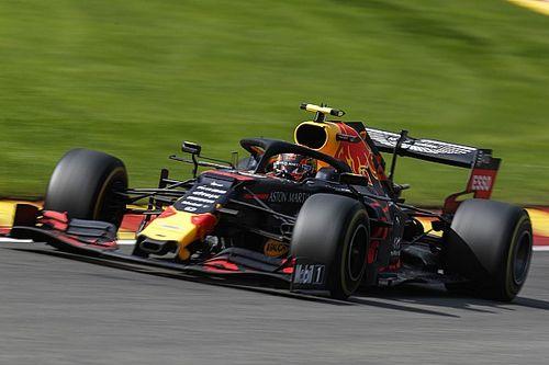 """レッドブル・ホンダはベルギーGP決勝で、旧仕様""""スペック2""""PUを使った?"""