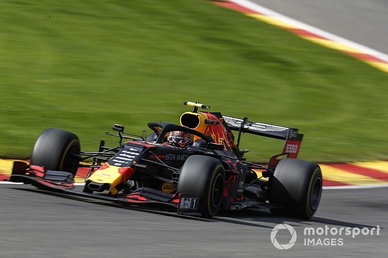 Red Bull roulait à Spa avec un moteur d'avant le GP de France