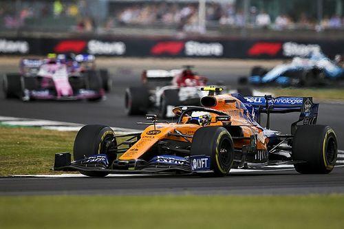 McLaren verklaart strategische fout voor Norris tijdens Britse GP