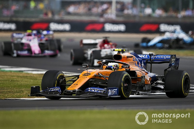 "McLaren needed ""five more laps"" for Norris strategy to work"