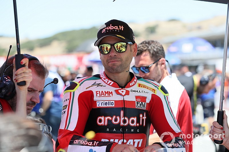 Bautista has had 2020 World Superbike talks with Honda