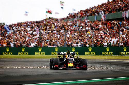 """Rosberg ziet Verstappen als inspiratie: """"Hij geeft het nooit op"""""""