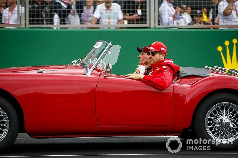 Horner: Vettel'le görüşmüyoruz çünkü 2020 için sözleşmesi var