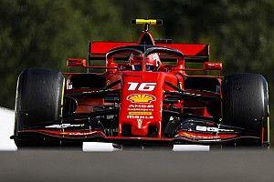 Leclerc 'voa' em Spa e faz a pole position para o GP da Bélgica