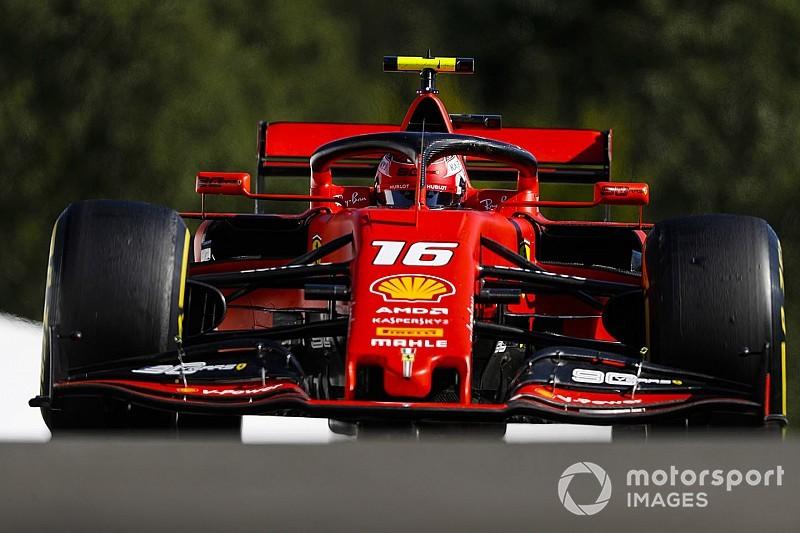 Leclerc vince a Spa: finalmente la Ferrari rompe il ghiaccio!