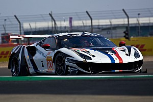 WEC: 1° e 3° posto per le Ferrari in GTE Am a Silverstone