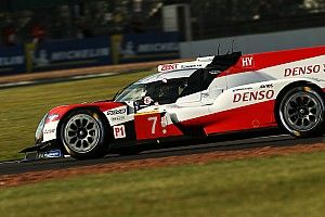 Silverstone WEC: Toyota sees off Rebellion for pole