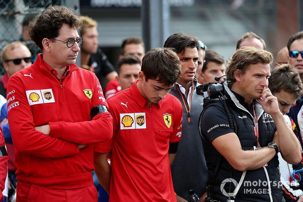El gran premio más duro para Leclerc ante el recuerdo de Hubert