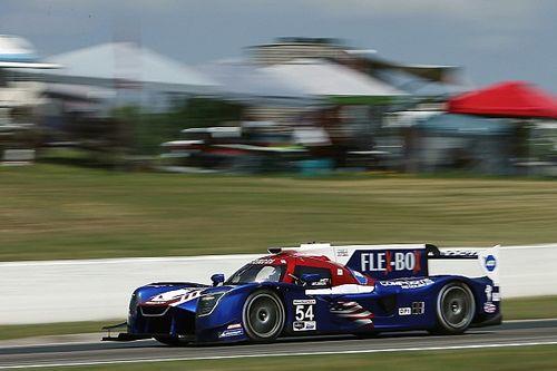 CTMP IMSA: Braun's Nissan beats Acura, Mazda to pole
