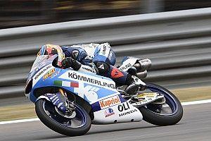 Misano Moto3: Son antrenman seansının lideri Rodrigo, Deniz 27.