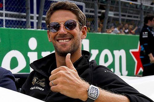 Haas caccia Grosjean: no perché Gene lo conferma!