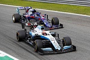 İtalya GP'nin en hızlı pit stopu Williams'tan geldi