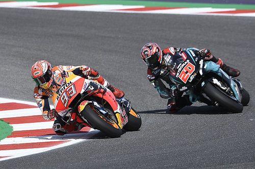 Marquez houdt rekening met Quartararo in MotoGP-titelstrijd