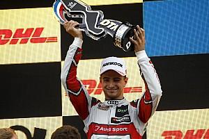 La série continue : Nico Müller sur le podium malgré une crevaison lente
