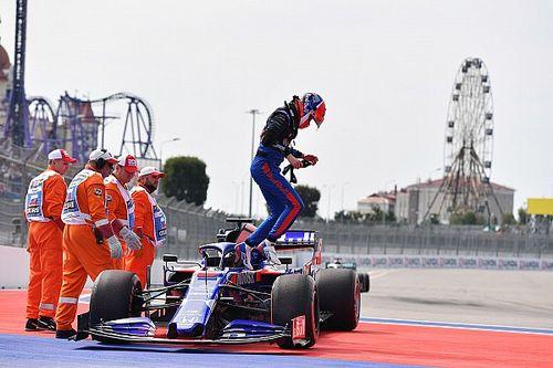 Ergebnis: Formel 1 Sotschi 2019, 1. Freies Training