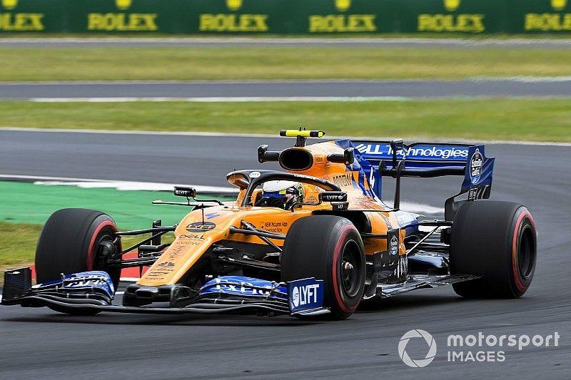 McLaren explique la stratégie qui a coûté les points à Norris