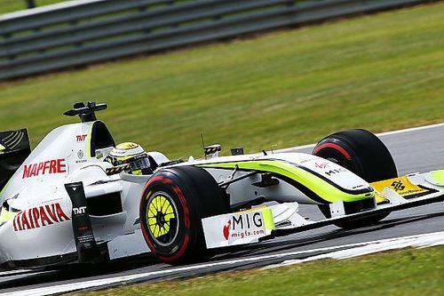 Jenson Button nagyon boldog: jön a baba!