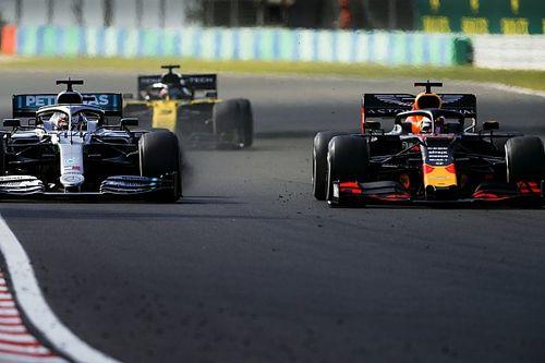 Red Bull pesimistis bisa curi gelar dari Mercedes