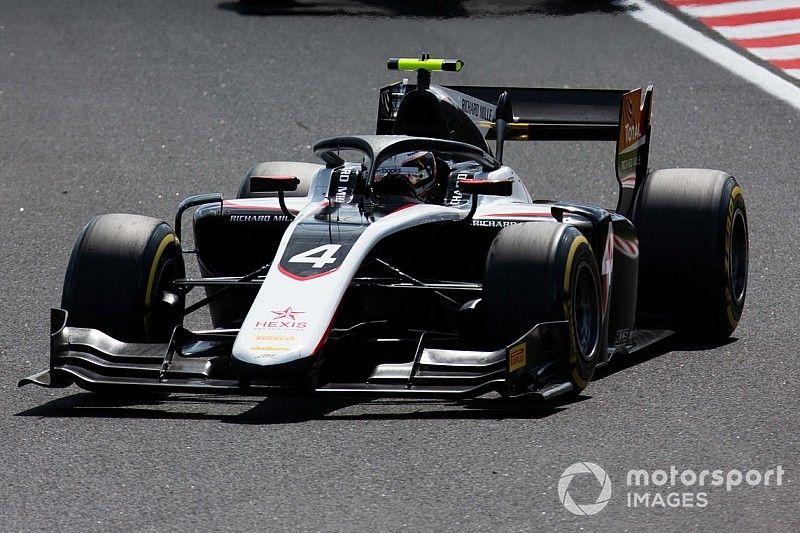 De Vries logra la pole en Spa para la F2