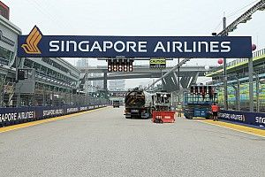 Формула 1 отменила гонки в Баку, Сингапуре и Сузуке