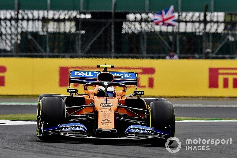 Norris: Reverse Silverstone layout would be cool but tricky