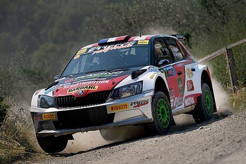 Consani-De La Haye fanno tris nel CIR Terra al San Marino Rally