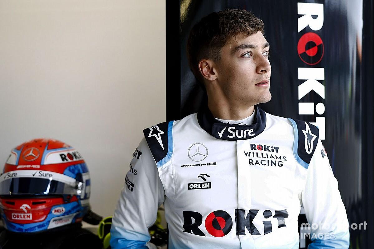 Расселл отказался считать себя претендентом на место в Mercedes в 2020 году