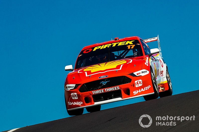 DJR Team Penske responds to Bathurst engine penalty
