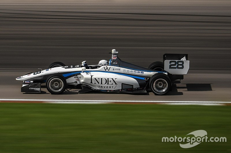 Gateway Road To Indy: Askew, Kirkwood take wins