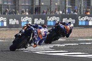 Гран При Великобритании MotoGP: стартовая решетка
