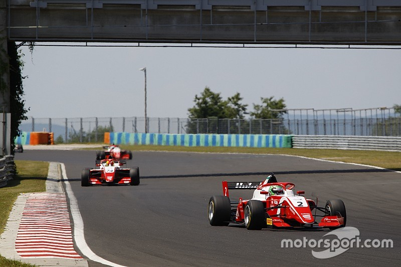 Formula Regional, Hungaroring: Vesti si impone anche in Gara 2