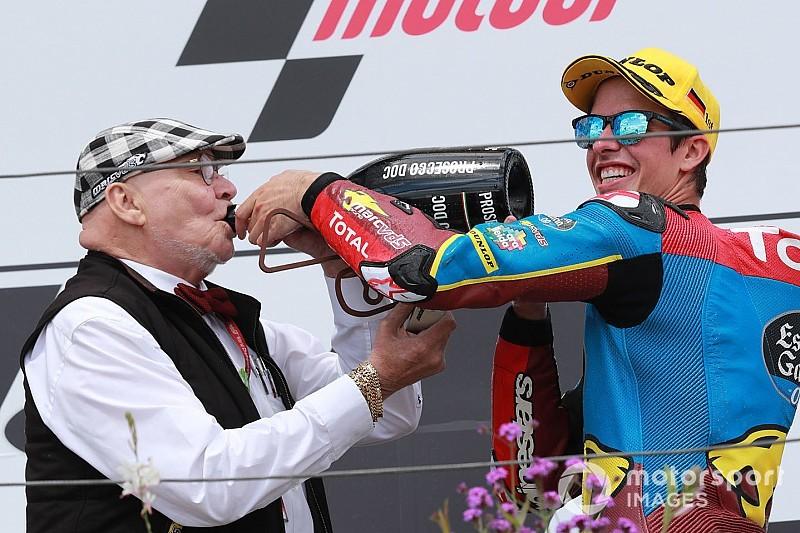 Petronas quiere a Alex Márquez en su equipo de Moto2