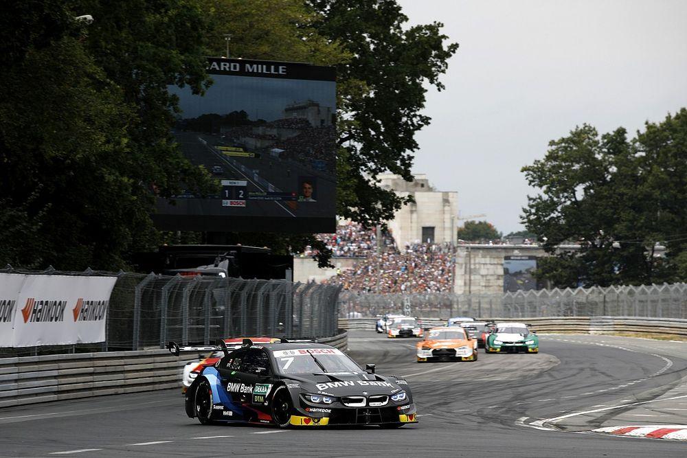 Le Norisring reprogrammé à la fin de la saison 2021 du DTM