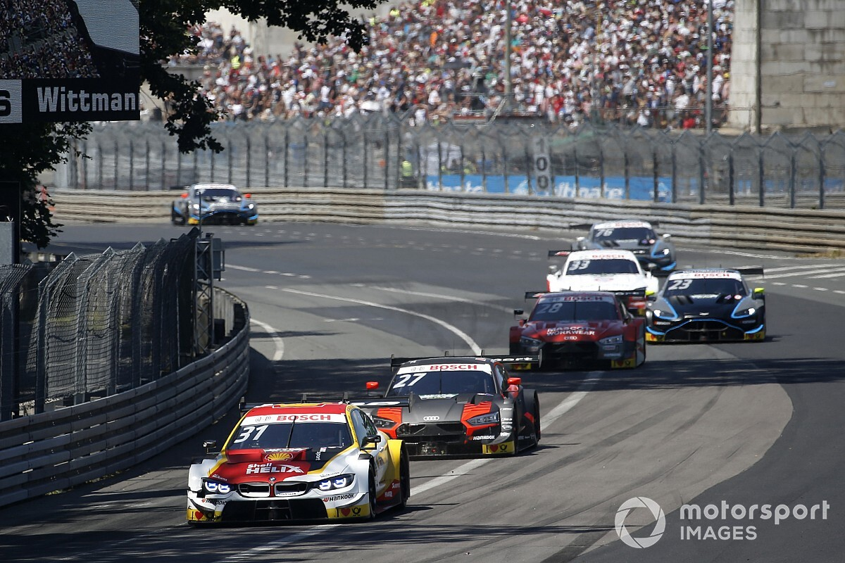 DTM finalising hybrid powertrain spec for 2022 debut