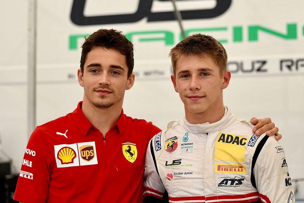 """Leclerc állandóan """"rémeket lát"""", miközben testvére versenyzik"""