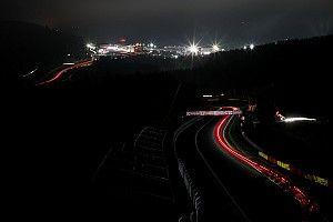 LIVE: 24 uur van Spa-Francorchamps - Nachttraining