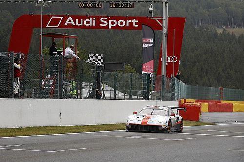 Spa 24 Jam: Porsche 1-2, Andrew Haryanto finis usai kecelakaan