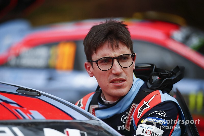 Breen replaces Mikkelsen at Hyundai for Australia