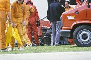 ¿Qué aprendió la Fórmula 1 de ver a Berger arder en llamas?
