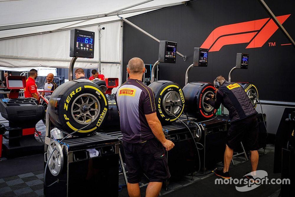 Abiteboul steunt downforceplannen die Pirelli moeten helpen