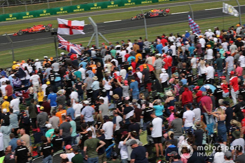 """El GP de Gran Bretaña se verá """"muy diferente"""" a lo habitual"""