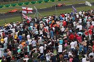 "Silverstone twin F1 race plans being made ""on the hoof"""