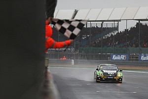 Silverstone BTCC: Goff wins Race 3 after wet tyre gamble