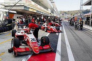 Prema names F3 post-season test line-up