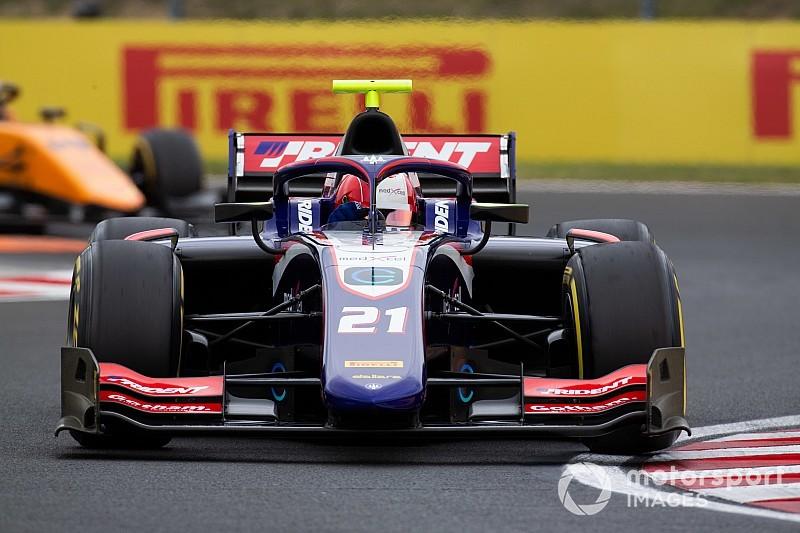 Fotogallery: gli svizzeri Ralph Boschung, Louis Delétraz e Sauber Junior Team nel GP d'Ungheria