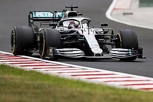 FP3 GP Hongaria: Ketat, Hamilton ungguli Verstappen-Vettel